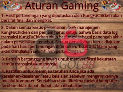 Penjelasan Mengenai Taruhan Adu Ayam di Situs Judi Online