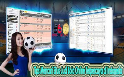 Situs Judi Bola Online Indonesia